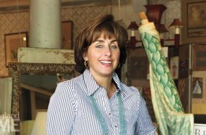 Interview: Mari Ann Maher of Stamford's Antique & Artisan Center