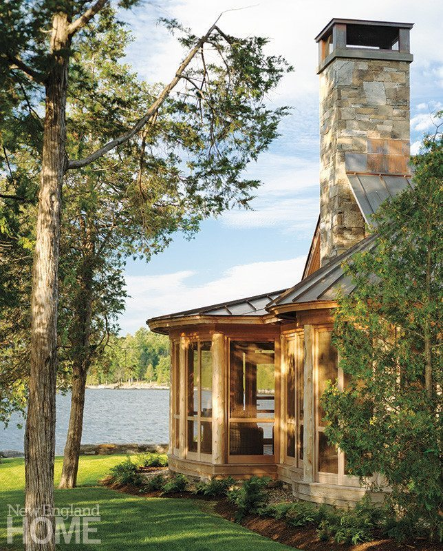 Lake Champlain vacation home