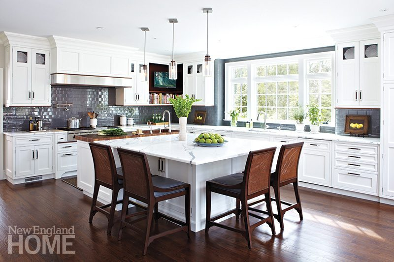 special focus kitchen design new england home magazine