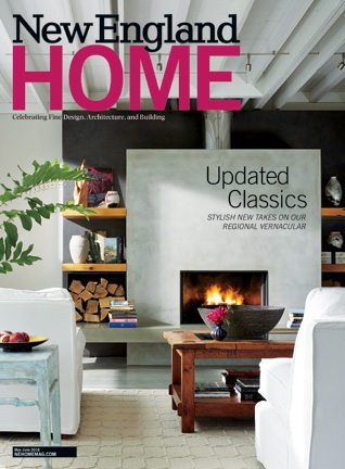 New England Home May - June 2016