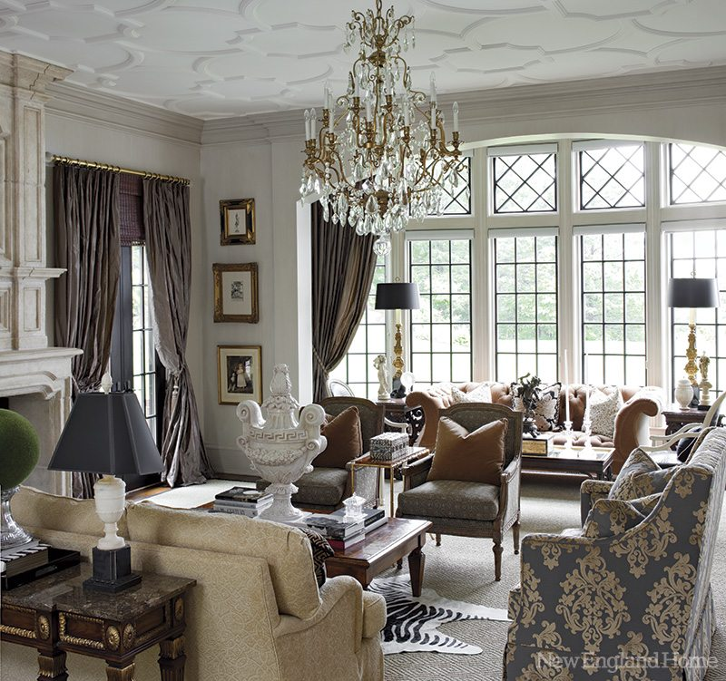 20 Modern Interior Decorating In Traditional English Style: New England Home Magazine