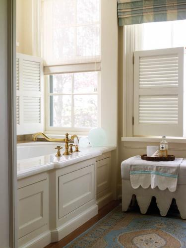 Noroton Harbor Master Bathroom