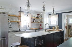 Special Focus: Kitchens from the Summer 2016 Issue of New England Home Connecticut