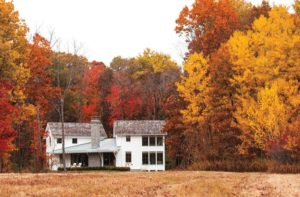 A Rural Retreat in Litchfield County