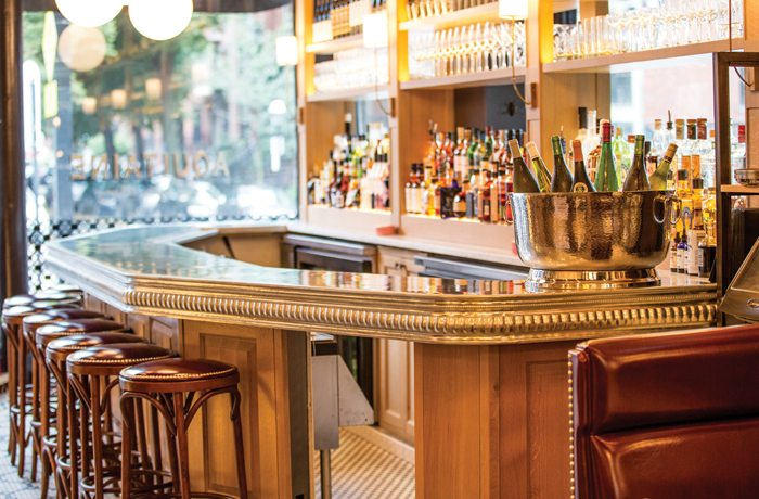French Twist: A Renovated Aquitaine in Boston's South End