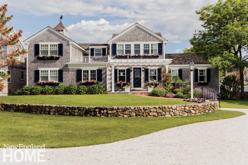Cape Cod Cottage Exterior