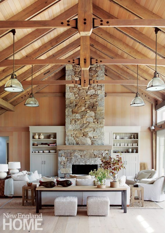 Hutker Architects Martha's Vineyard Great Room