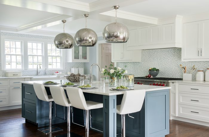 Special Focus: Kitchens & Baths from the 2017 Summer Issue of New England Home Connecticut