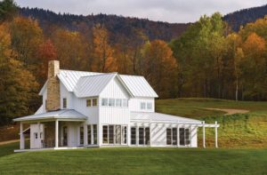 Contemporary Classic in Vermont
