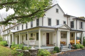 Tour a Revitalized Federal-Style Home in Wilton, Connecticut