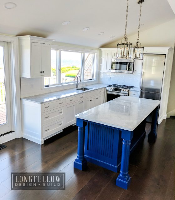 Coastal Kitchen Design Trends for 2018 - New England Home ...